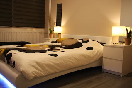 Nice bedroom, 1 or 2 persons (short or long stay) - Eindhoven