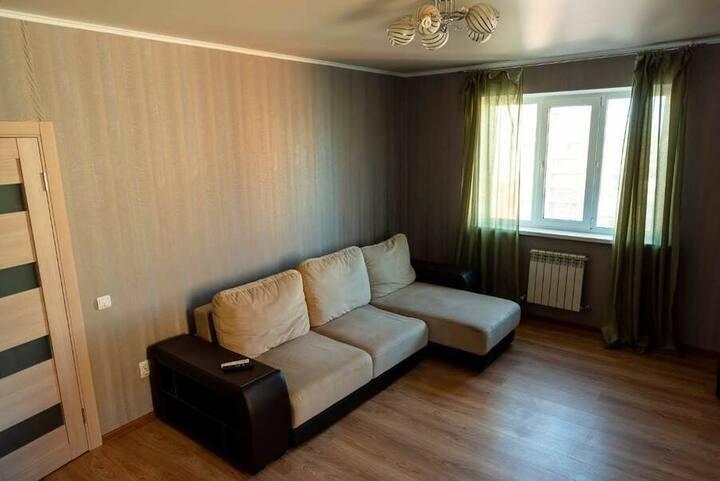 Апартаменты на ул. Савушкина 6К7