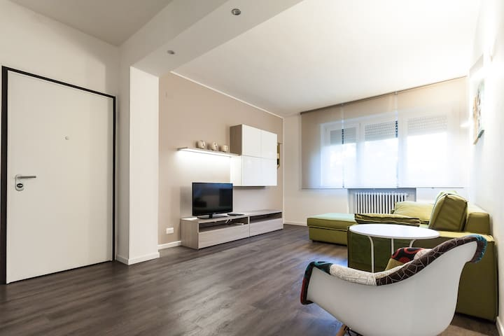 Cozy apartment in quiet area in Venice mainland
