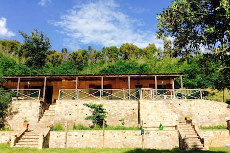 Lao-tzu house - capanne - Rumah