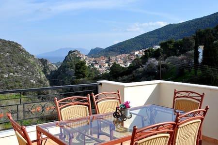 Villa Melissa - Palaia Epidavros - Rumah