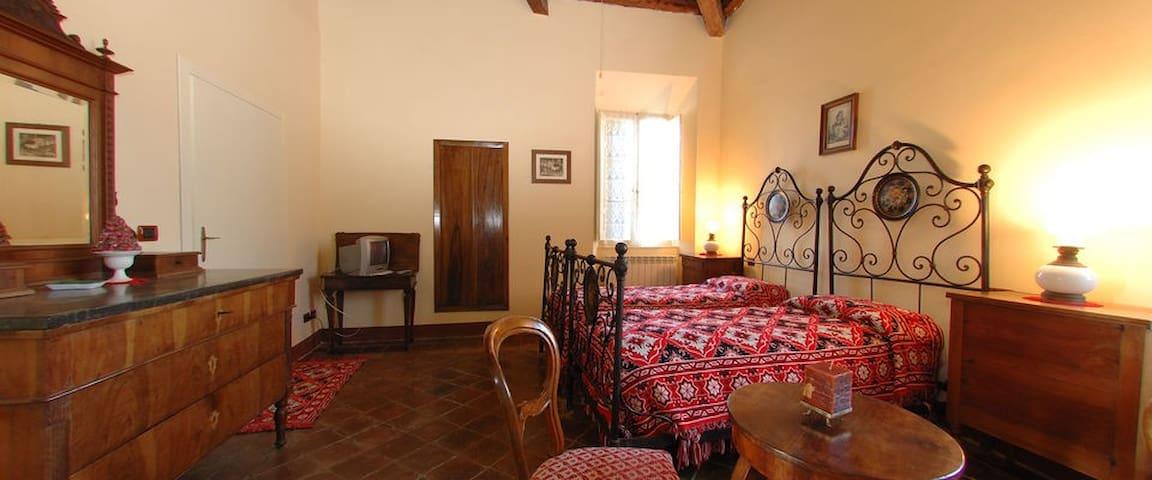 Villa dei Priori, la nostra Camera (Iv)