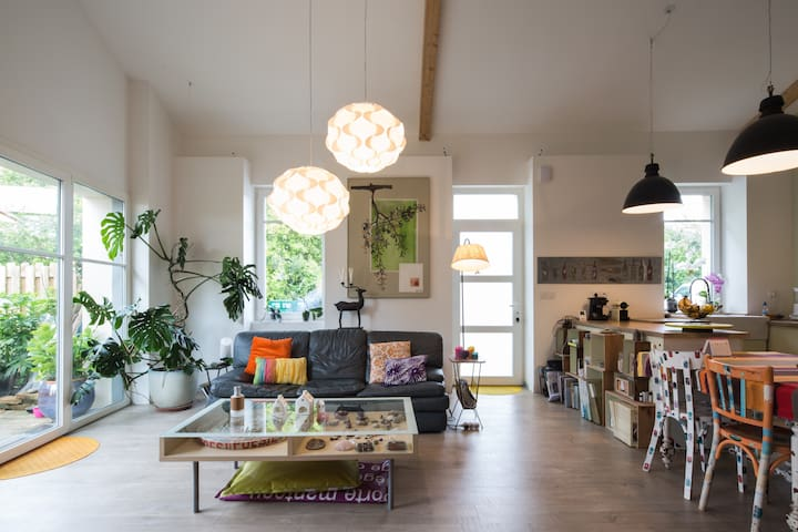 3 private rooms (6 people) near Bordeaux - Eysines - Bed & Breakfast