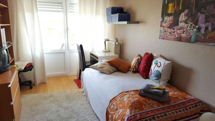 Cozy bed-room in Freiburg