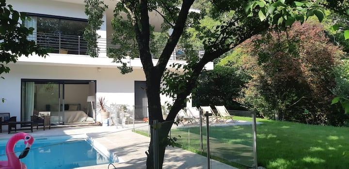 Maison design contemporaine de style californien
