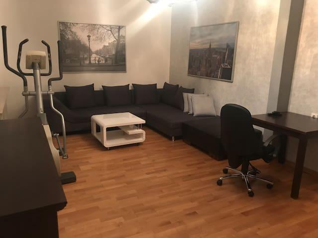 2 Zimmer Wohnung 75qm, Lohmar Ort, Nähe Köln/Bonn