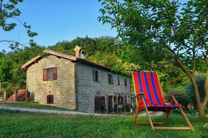 La Petriola : Your relaxing break 10km from Gubbio