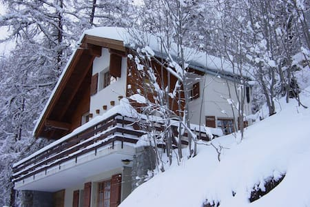 Comfortable  Chalet in Loetschental valley - Wiler (Lötschen) - Hus