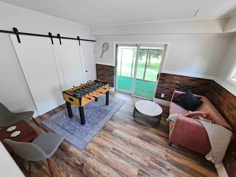 Cheerful 3-bedroom residential home