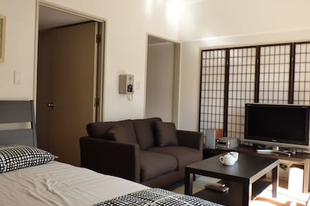 Great room near station straight shot to Tokyo - Chuo Ward, Saitama - Kondominium