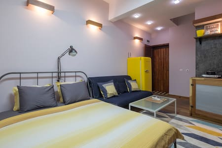Perfect location in the heart of the City centre - Sofia - Lägenhet