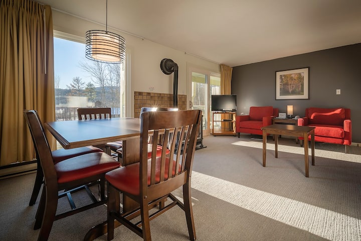 Stowe Escape Mountainside Resort 3 Bed Condo #102