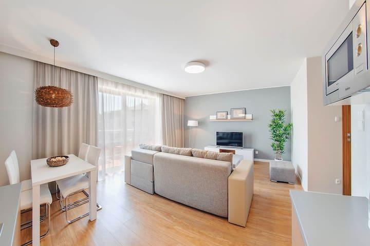 Wczasowa 2 Apartament 106 dla 4 osób