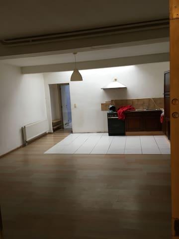 Petit appartement pour 2 à 4 personnes 70m² 40€/j - Ans - Apartment