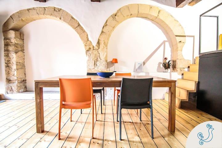 Scuderie Reali - Loft in Castello, old town