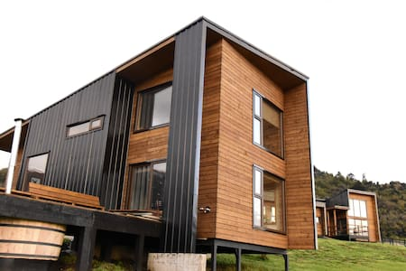 Alto Pangal Lodge Puerto Aysen