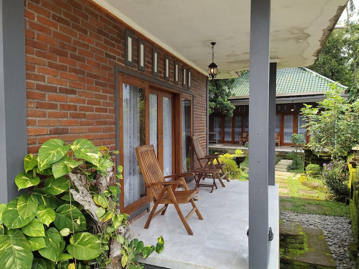 The Sekumpul Accommodation
