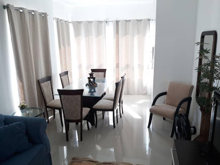 Apartamento em Capão da Canoa para 6 pessoas
