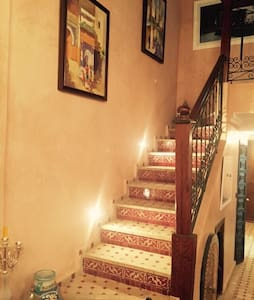 Cosy Riad in the heart of Marrakech 130 m2 - Marrakesh - Casa