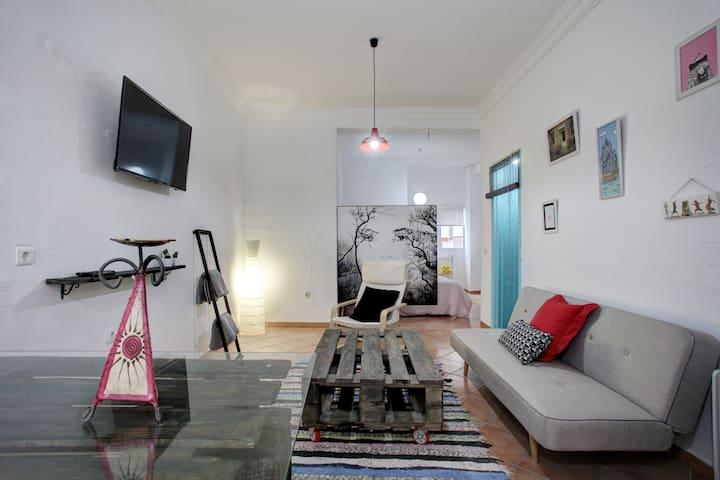 Apartamento con encanto en el centro de Ronda+Wifi