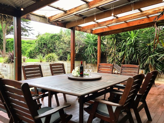 Possum Cottage by the Sea - Blairgowrie - Casa