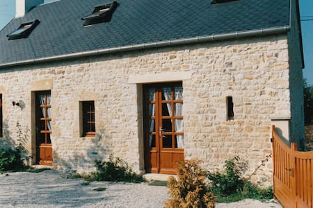 Maurice - Ferienhaus in Strandnähe - Sainte-Honorine-des-Pertes - Huis