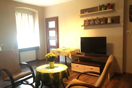 Szczecin - Nice apartment in the center - 甚切青(Szczecin)