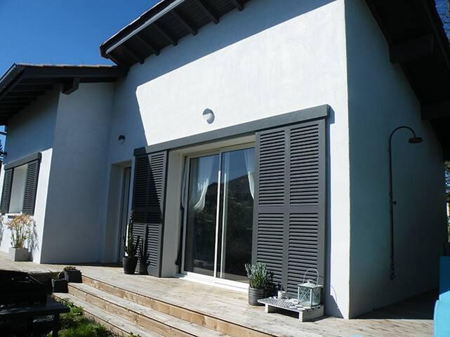 Maison neuve indépendante