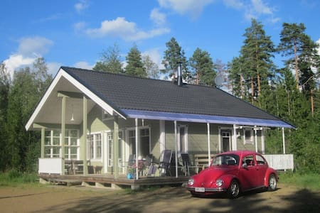 Cosy and family friendly cottage in Padasjoki