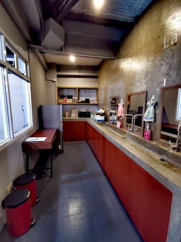 Kitchen and Minishop