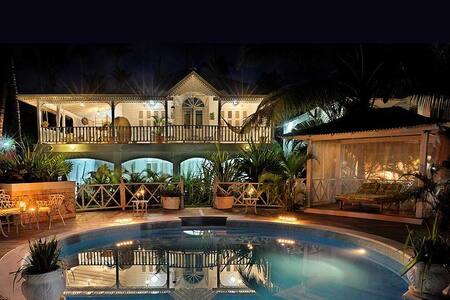 Beatiful Beach Villa Playa Cosón - Las Terrenas - Villa