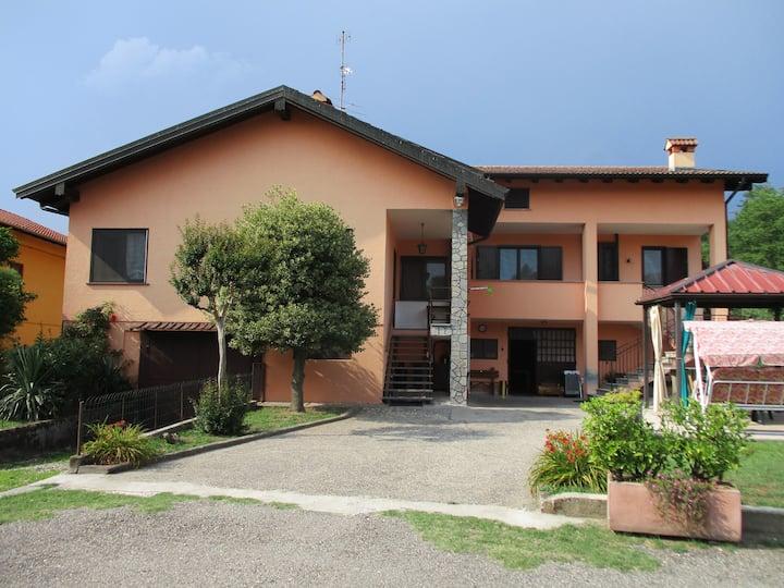 Villa Margherita - Castelletto sopra Ticino