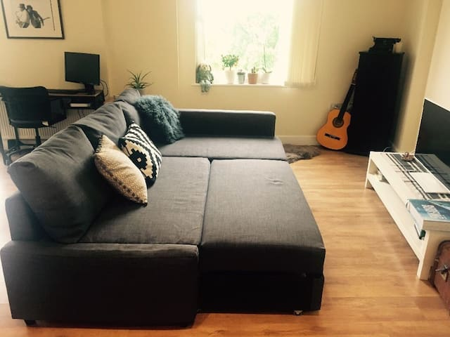 Beautiful, large Studio in Central Hammersmith!