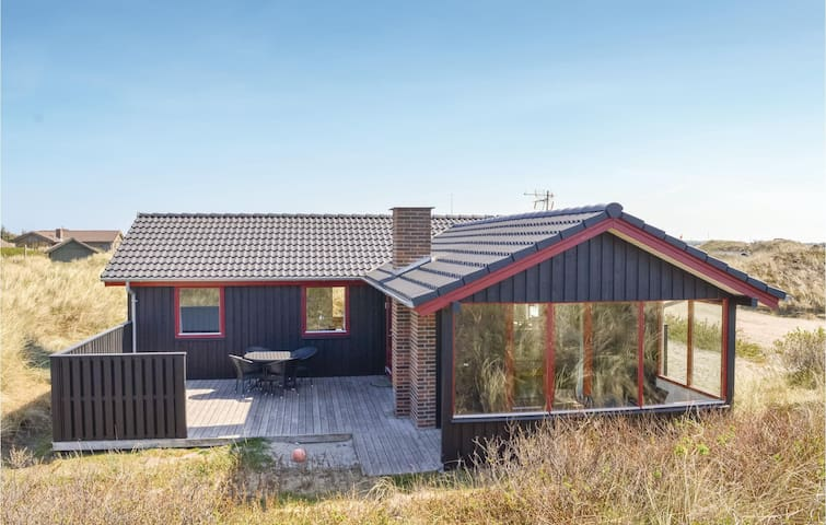 Holiday cottage with 3 bedrooms on 70m² in Ringkøbing