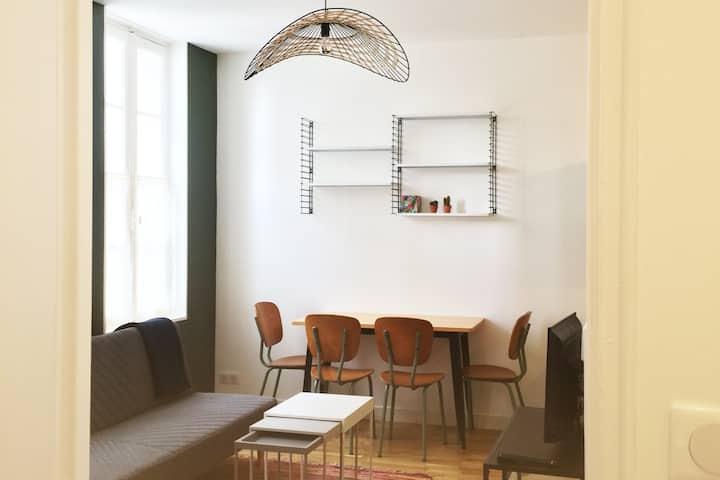 Appartement confort, centre ville Cognac