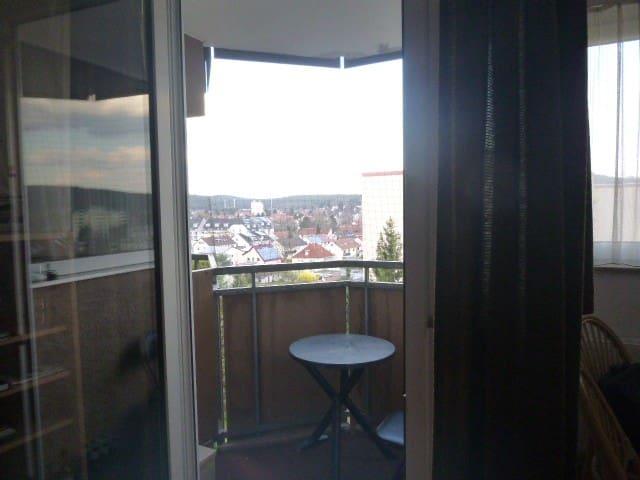 Unistützpunkt - Homburg - Byt