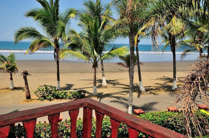 Bahia Azul 3B Perfect Beachfront Location and View