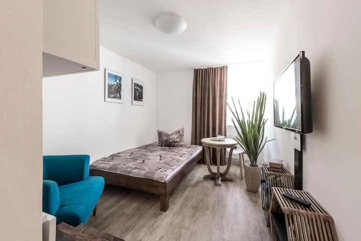 1 Zimmer Apartment