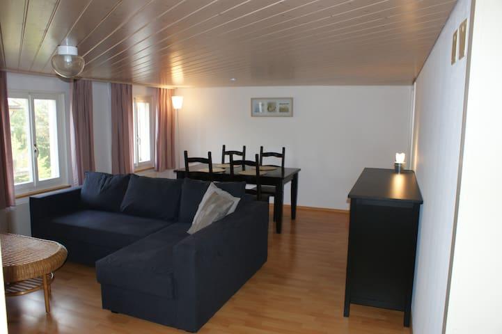 Ferienwohnung Villa Donkey 114c - Degersheim - Apartamento