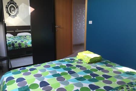 Kamer & badkamer in lichtrijk appt - Lendelede - Apartment