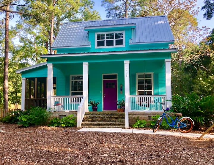 Henry's House: A Cute Lil' Ol' Beach Shack
