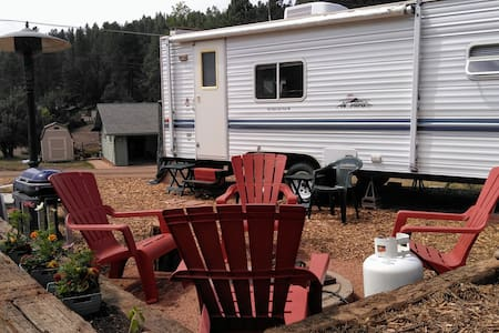 Mogollon Rim Om-stead Trailer
