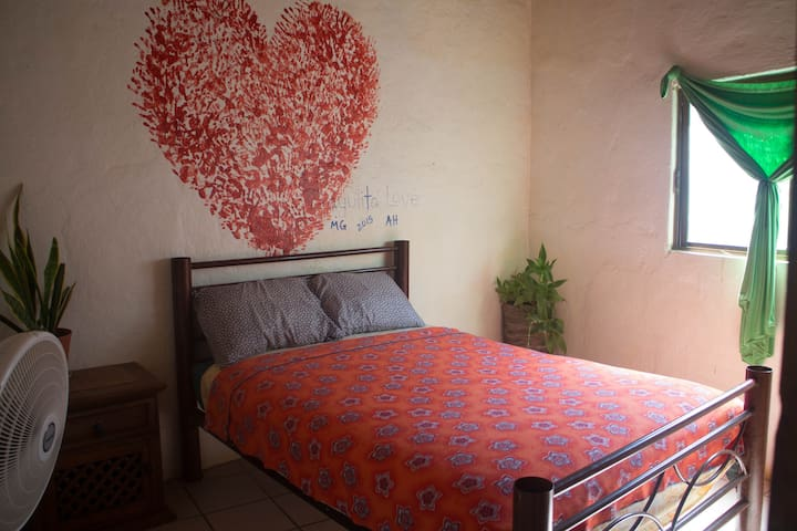 Chillum Surf House ( Private bedroom ) - Sayulita