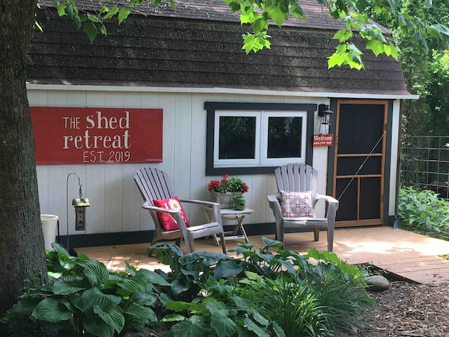 The Shed Retreat