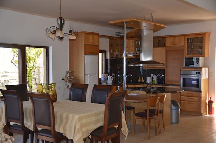 "Winter on Crete in House ""Souda Bay View"" - Kalami - House"