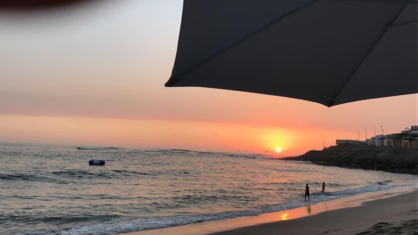 Ocean View Luxury Apartment - Punta Hermosa - Apartment