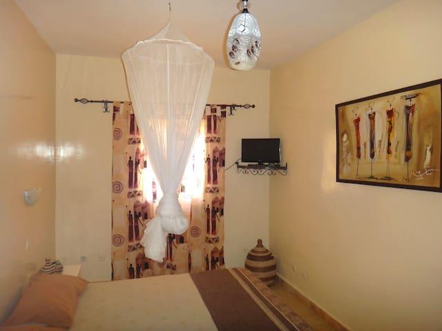 Chez Valou et Yaba , l'hospitalité sénégauloise