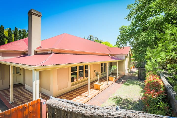 The Hills House @ Hahndorf (exclusive retreat)