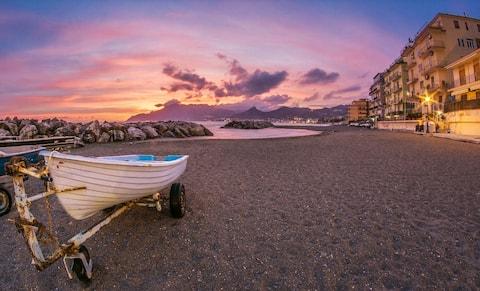 Luci Da Mare Apartman Salerno Amalfijska obala WiFi