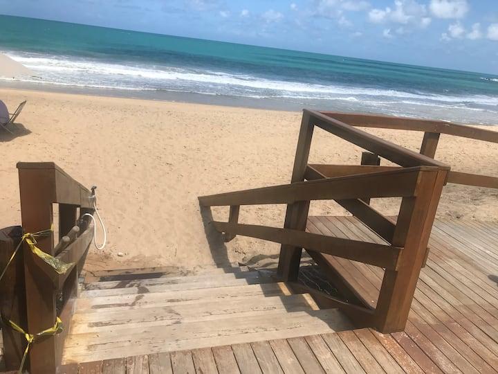 Beach Class Eco Life. Apto térreo frente piscina.